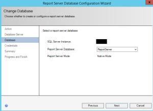 RS-SelectReportServerDatabase