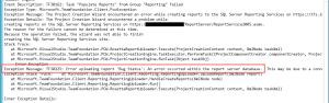 TeamProjectFailure-ReportUpload